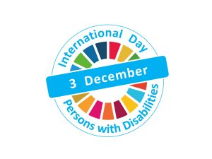 2016 December 3 Graphic of International Day People with Disabilities