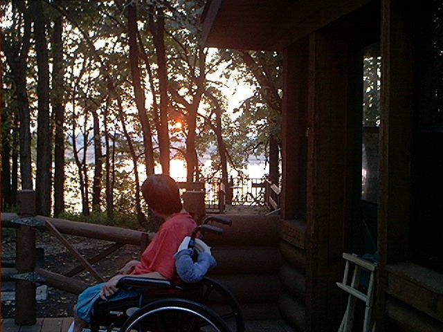 Accessible Cabin - Ottawa, Wisconsin