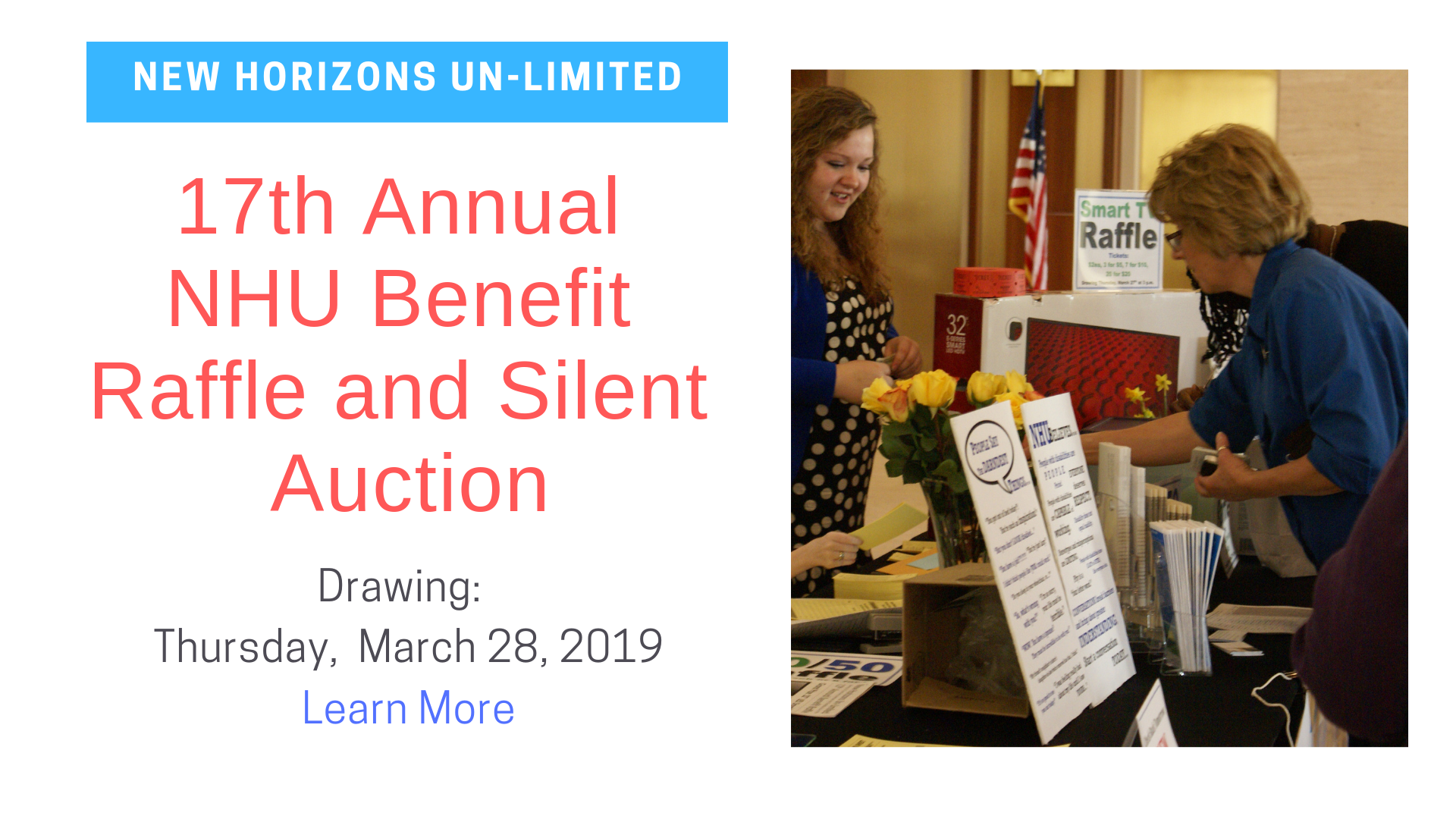 NHU Benefit Raffle and Silent Auction
